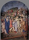 Francesco Di Giorgio Martini The Disrobing of Christ painting