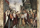 Francesco Francia The Marriage of St Cecily painting