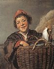 Frans Hals Fisher Boy painting