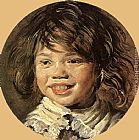 Frans Hals Laughing Child painting