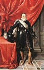 eze cote dazur france Paintings - Henry IV, King of France in Armour