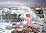 Frantisek Kupka The Wave painting