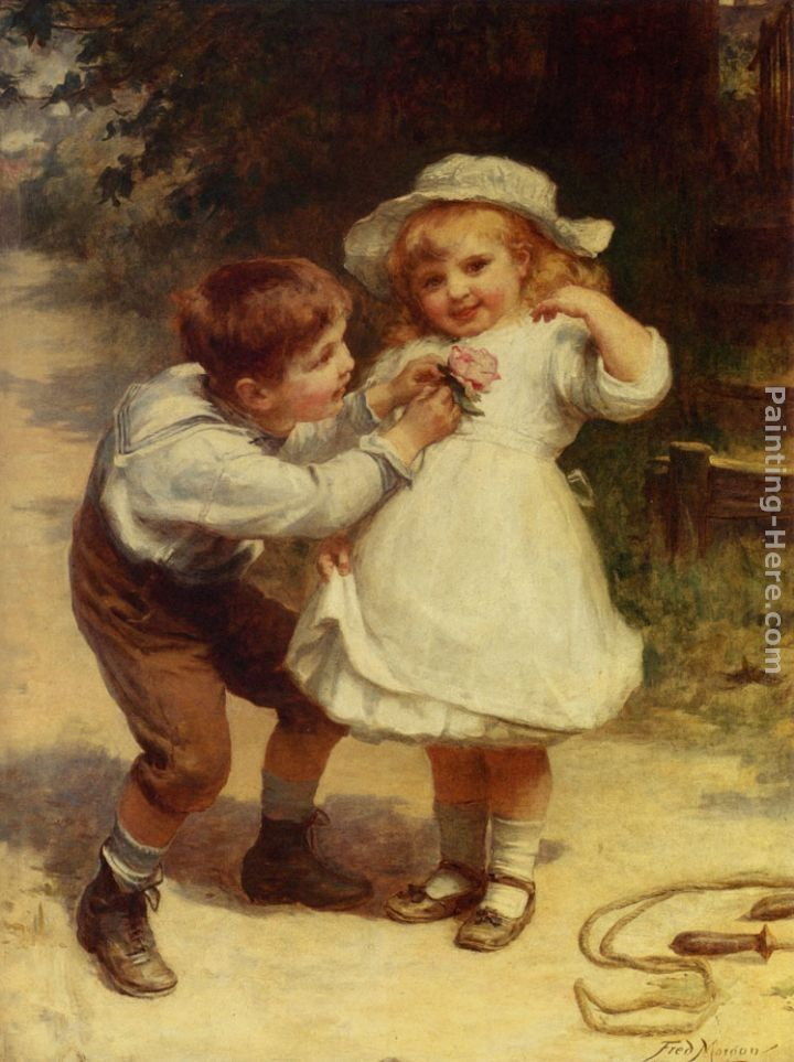 Frederick Morgan Sweethearts