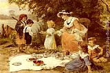 Frederick Morgan Charity painting