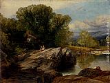 Frederick William Hulme Bettws-y-Coed painting