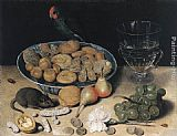 Georg Flegel Dessert Still-Life painting