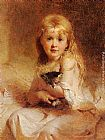 George Elgar Hicks Young Companions painting