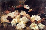 George Hendrik Breitner A Still Life With Roses painting