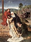 Gerard David Lamentation painting