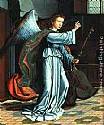 Gerard David The Annunciation painting