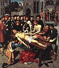 Gerard David The Judgment of Cambyses (right panel) painting