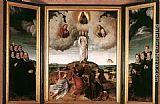 Gerard David The Transfiguration of Christ painting