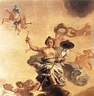 Gerard De Lairesse Allegory of the Freedom of Trade painting