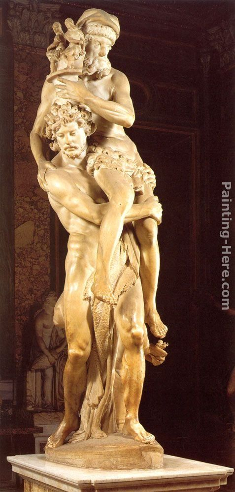 Gian Lorenzo Bernini Aeneas and Anchises