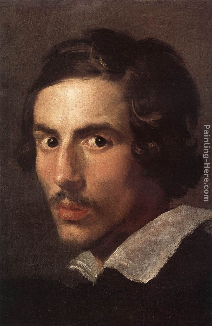 Gian Lorenzo Bernini Self-Portrait as a Young Man