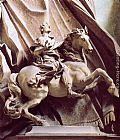 Gian Lorenzo Bernini Constantine the Great painting