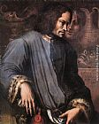Giorgio Vasari Portrait of Lorenzo the Magnificent painting