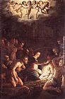 Giorgio Vasari The Nativity painting