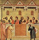 Giotto Pentecost painting