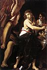 Giovanni Baglione Judith and the Head of Holofernes painting