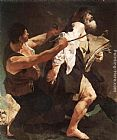 Giovanni Battista Piazzetta St James Brought to Martyrdom painting