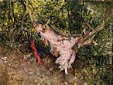 Giovanni Boldini The Hammock painting