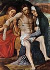 Giovanni Francesco Caroto Deposition of the Tears painting
