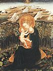 Giovanni di Paolo Madonna with the Child painting