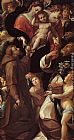 Giulio Cesare Procaccini Madonna and Child with Saints and Angels painting