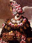 Giuseppe Arcimboldo The Seasons Pic 2 painting