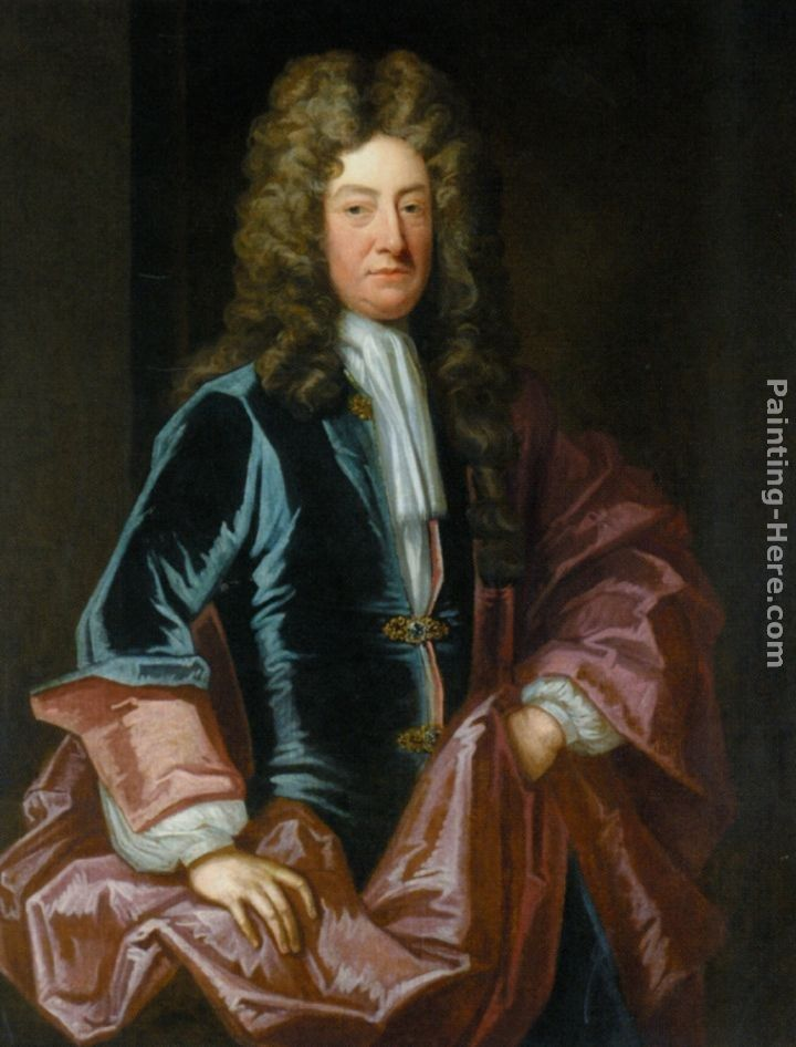 Godfrey Kneller Portrait of a Gentleman
