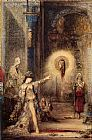 Gustave Moreau The Apparition painting