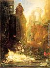 Gustave Moreau Young Moses painting