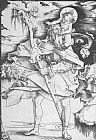 Hans Baldung St Christopher painting