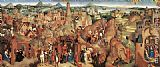 Hans Memling Advent and Triumph of Christ painting