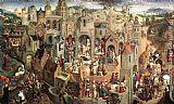 Hans Memling Scenes from the Passion of Christ painting