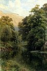 Harry Sutton Palmer Still Waters painting
