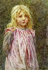 Helen Mary Elizabeth Allingham Polly painting