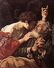 Hendrick Terbrugghen The Deliverance of St Peter painting