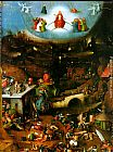 Hieronymus Bosch Last Judgement, central panel of the triptych painting