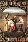 Hieronymus Bosch The Cure of Folly painting
