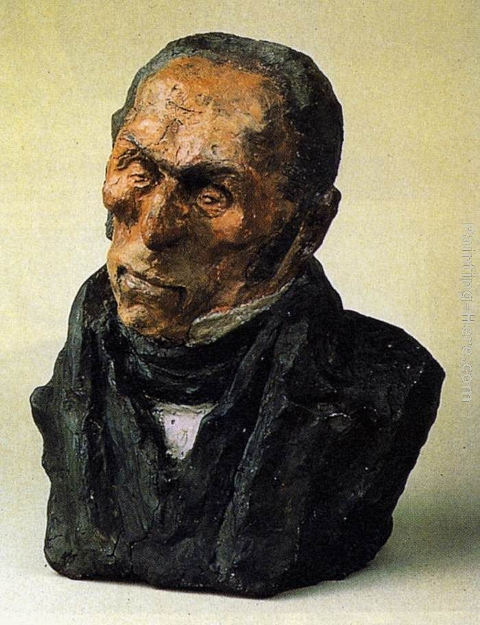 Honore Daumier Guizot or the Bore
