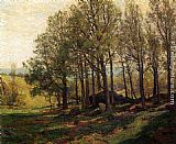 Hugh Bolton Jones Maples in Spring painting