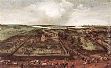 Jacob Grimmer View of Kiel painting