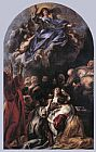 Jacob Jordaens Assumption of the Virgin painting
