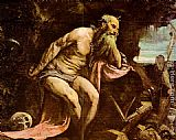 Jacopo Bassano St. Jerome painting