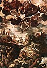 Jacopo Robusti Tintoretto Brazen Serpent painting