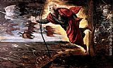 Jacopo Robusti Tintoretto Creation of the Animals painting