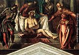 Jacopo Robusti Tintoretto Crowning with Thorns painting