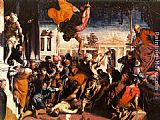 Jacopo Robusti Tintoretto The Miracle of St Mark freeing the Slave painting